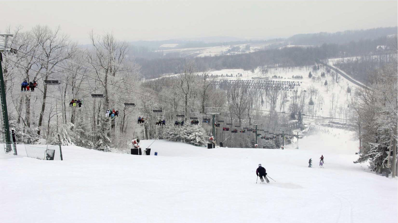 three pennsylvania ski resorts owned by noted horseman sold for $76