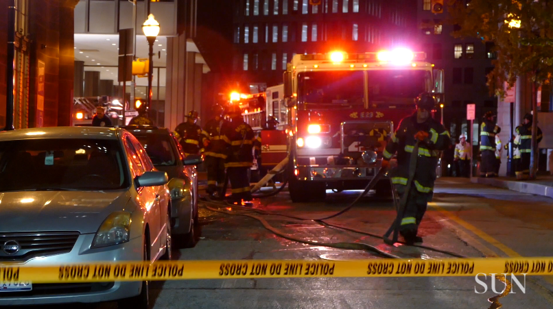 Hours After Underground Fire Sends Manholes Flying In