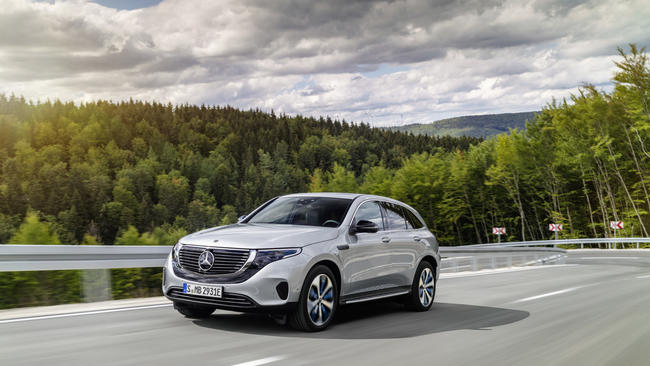 Electric Crossovers Coming To Market