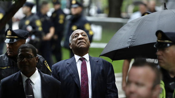 Led away in handcuffs, Bill Cosby will serve three to 10 years in prison for sexual assault