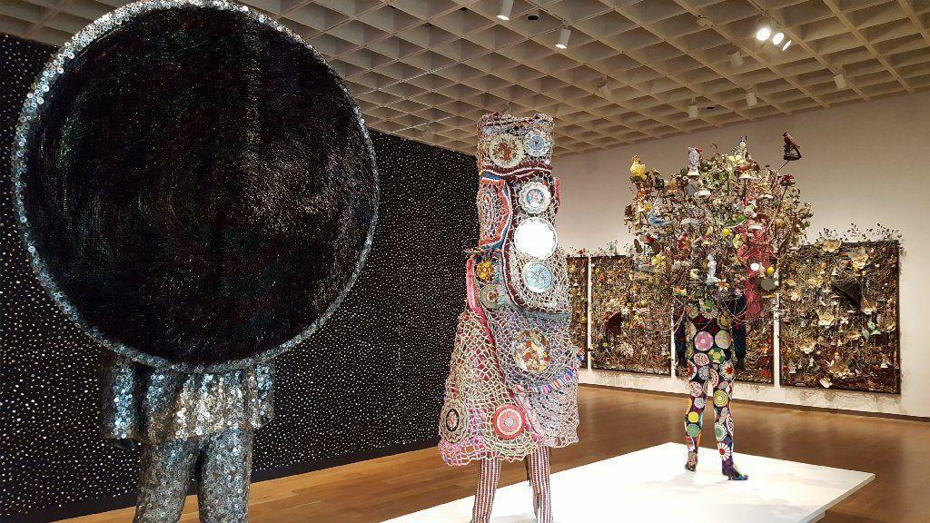 Nick Cave responds to racial injustice — with art - Orlando
