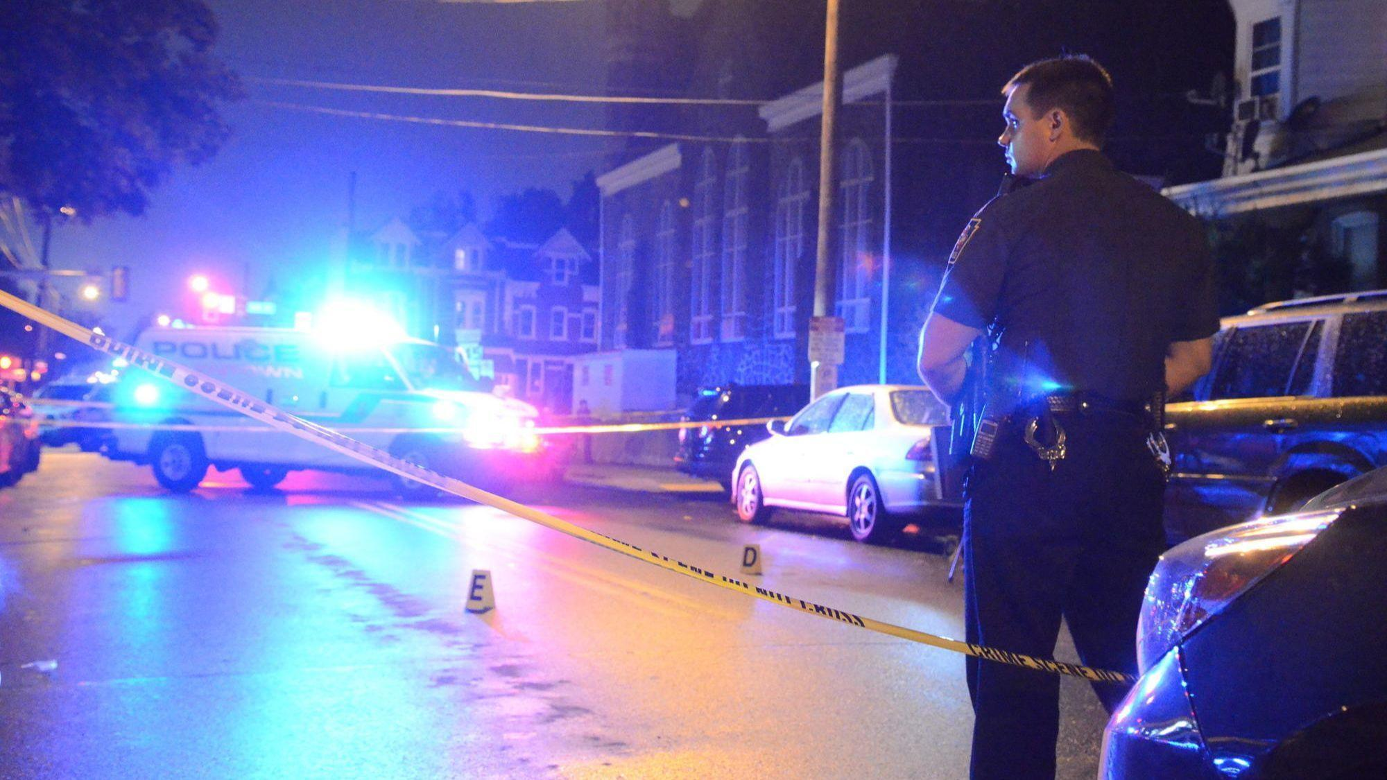 Allentown Man Shot To Death At Fifth And Tilghman