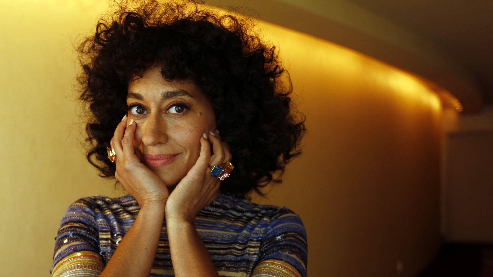 HOLLYWOOD, CA - MARCH 13, 2016 - Tracee Ellis Ross stars in the television series,