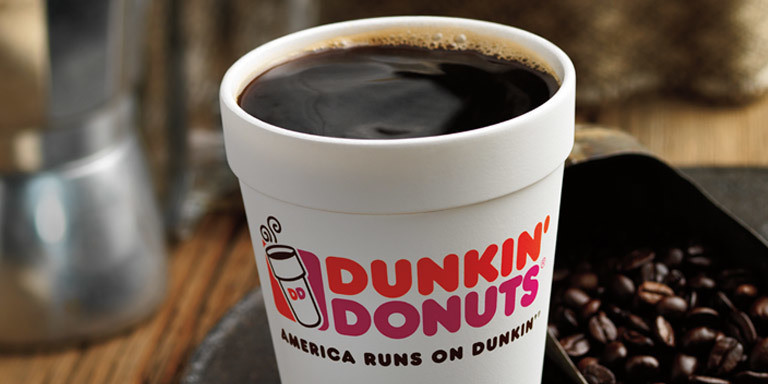 %name Dunkin Donuts Free Coffee Coupon Free Dunkin Donuts Beverage