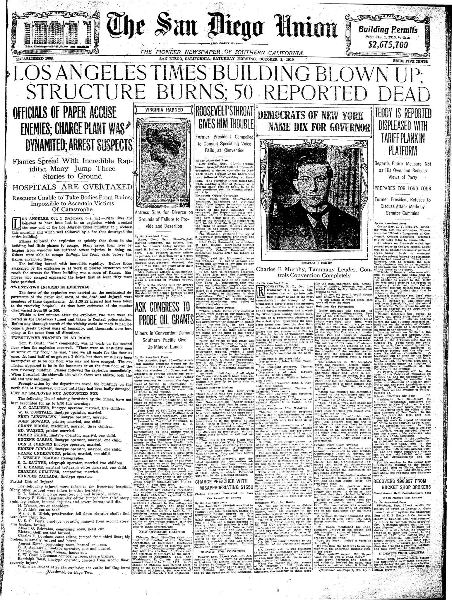October 1, 1910