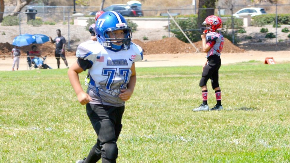 Fundraising efforts are underway to pay medical expenses related to Zander Solis' brain surgery. The 10-year-old Ramona boy enjoys playing football, fishing and riding dirt bikes.