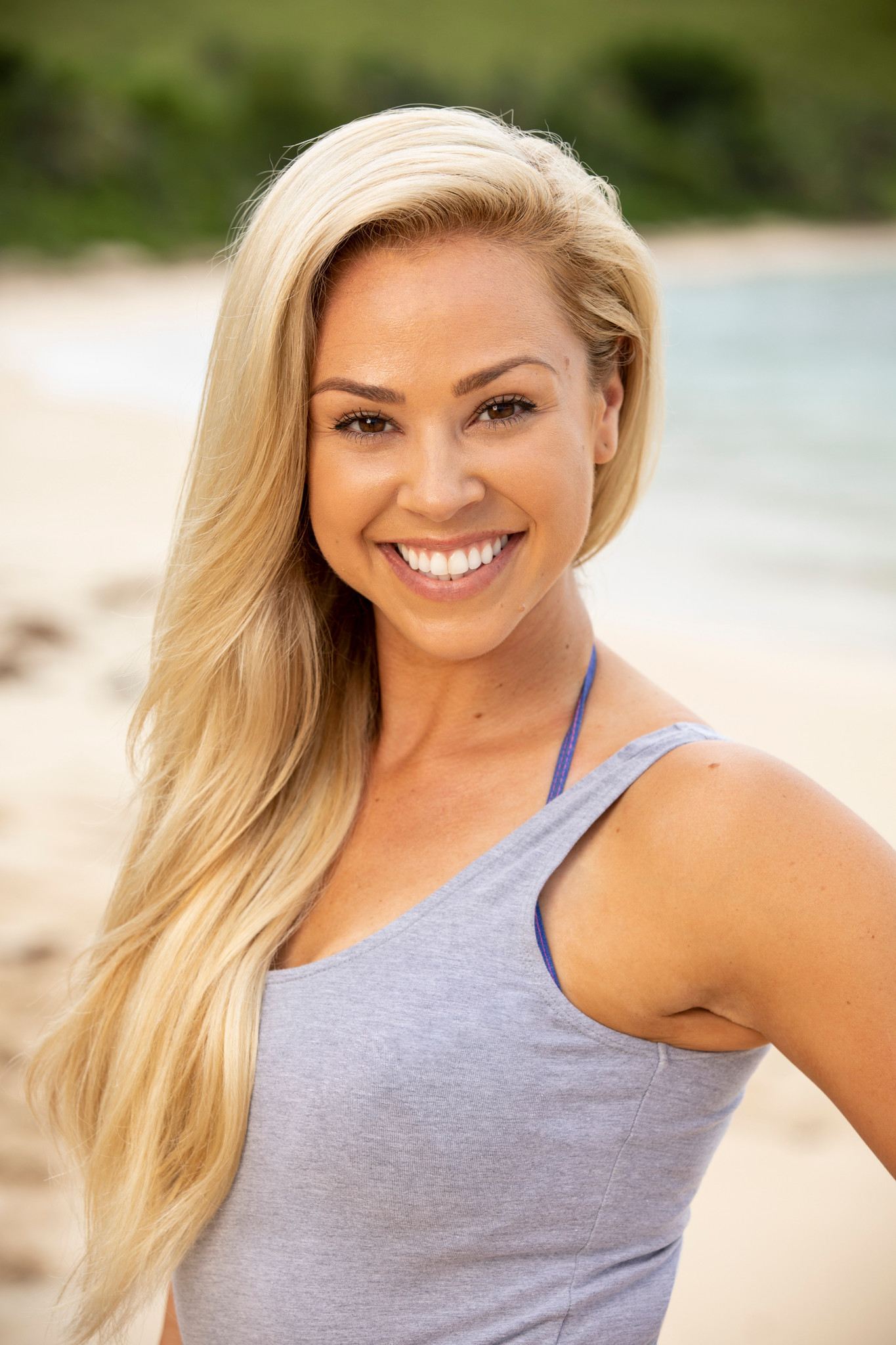 Kara Kay was raised in Carlsbad and lives in Pacific Beach.