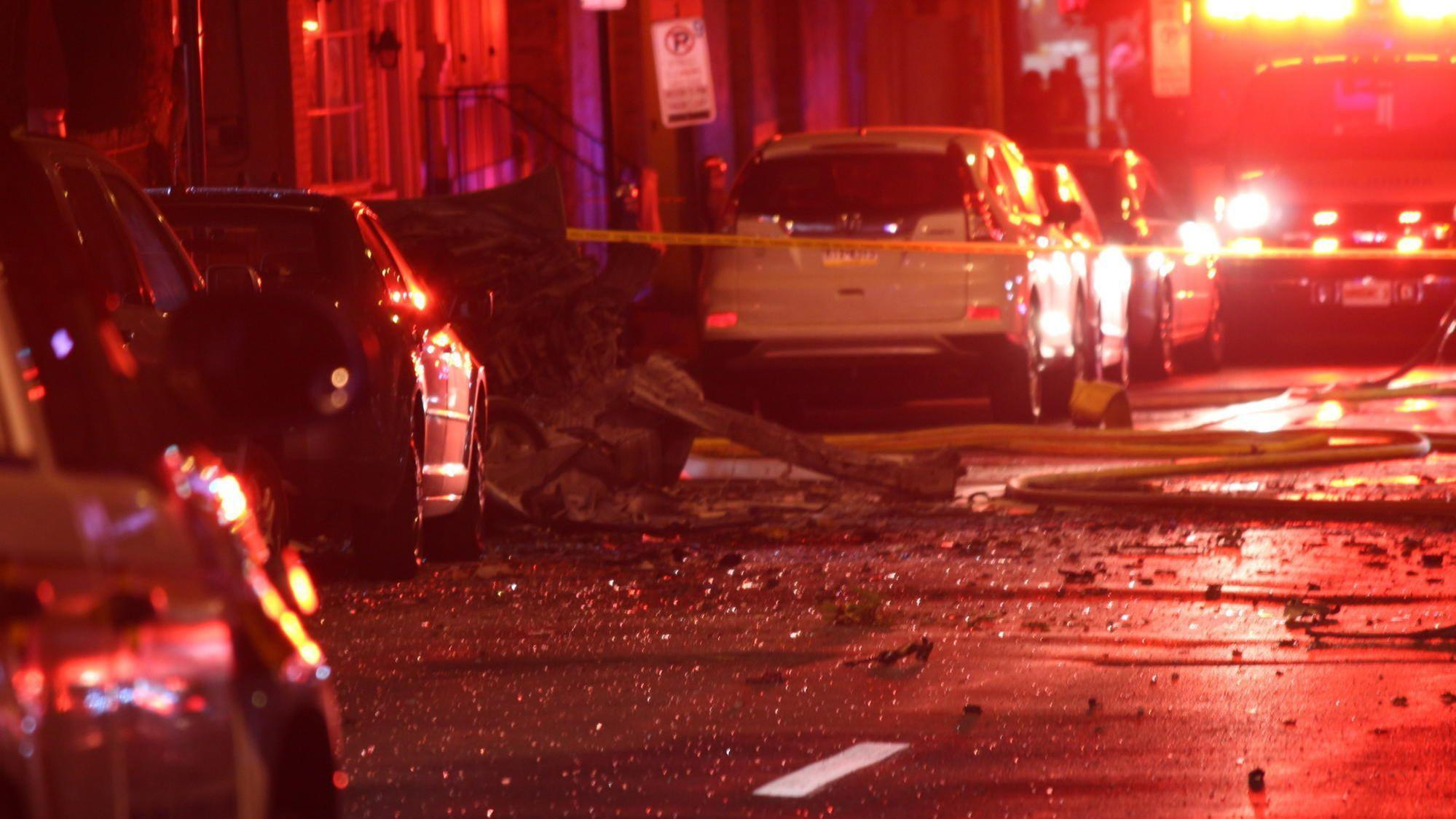Allentown Car Explosion: 'The Fire Was Crazy'