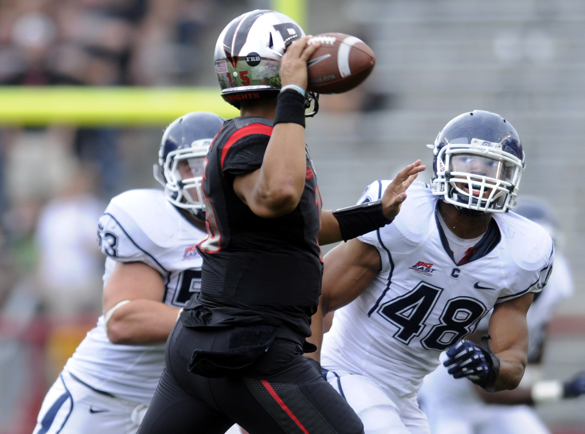 Trevardo Williams Among Eight UConn Football Players On ...