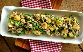 Sicilian tuna salad from Scopa Italian Roots
