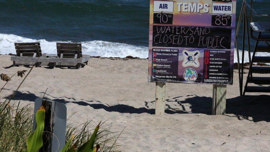 What Is Red Tide And Whats Next Qa Sun Sentinel