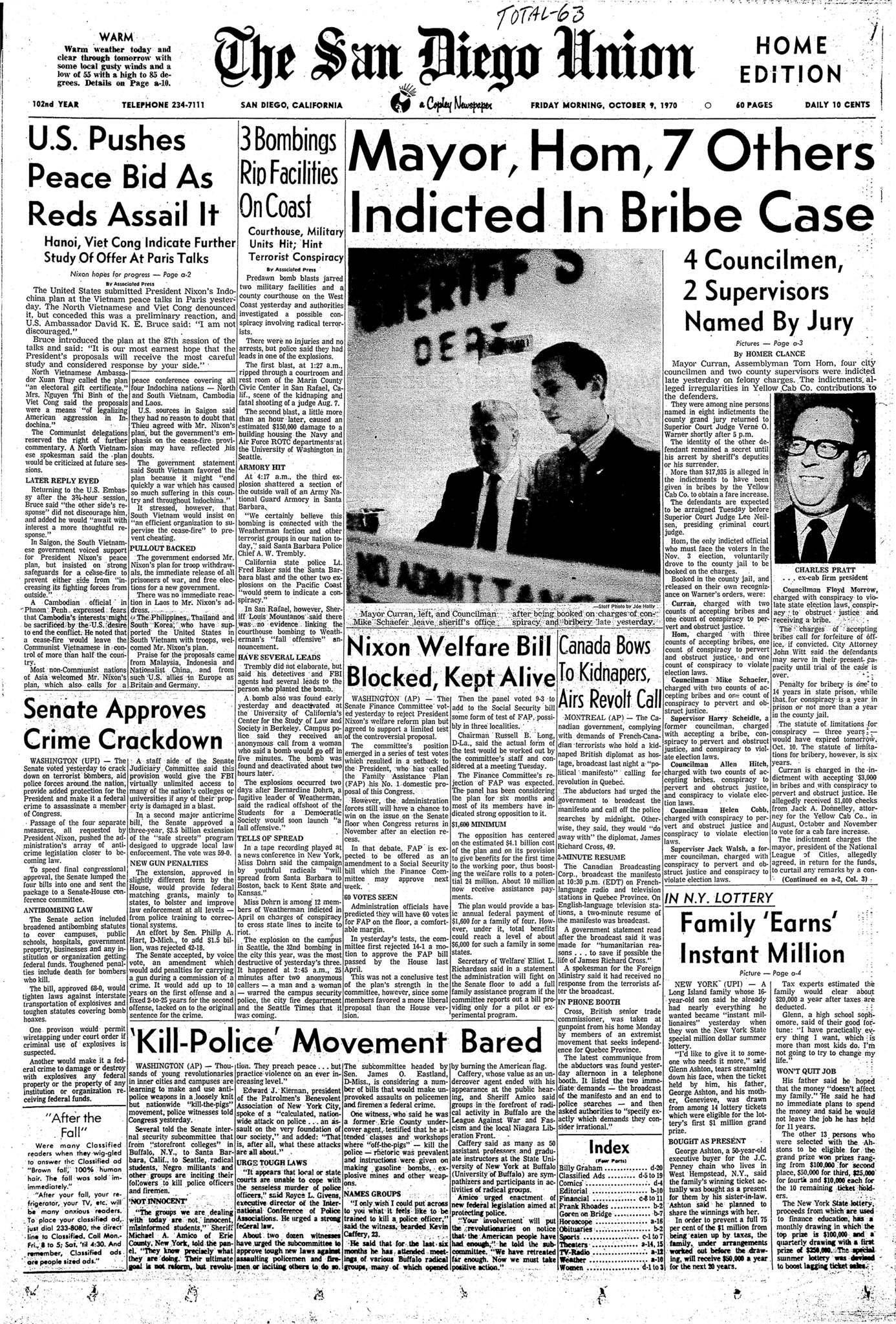 October 9, 1970