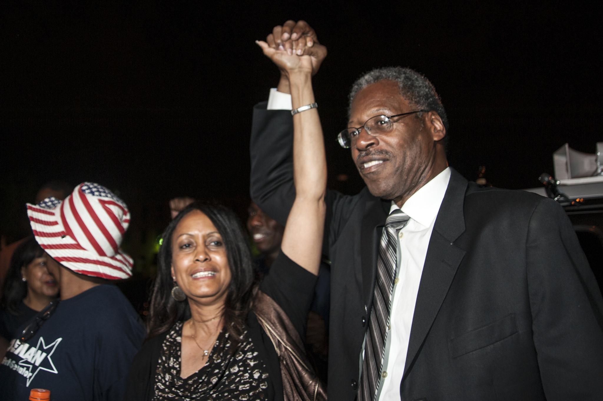 Coleman Wins In 2nd Senate District Democratic Primary Hartford