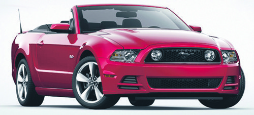 Ford Mustang - Hartford Courant