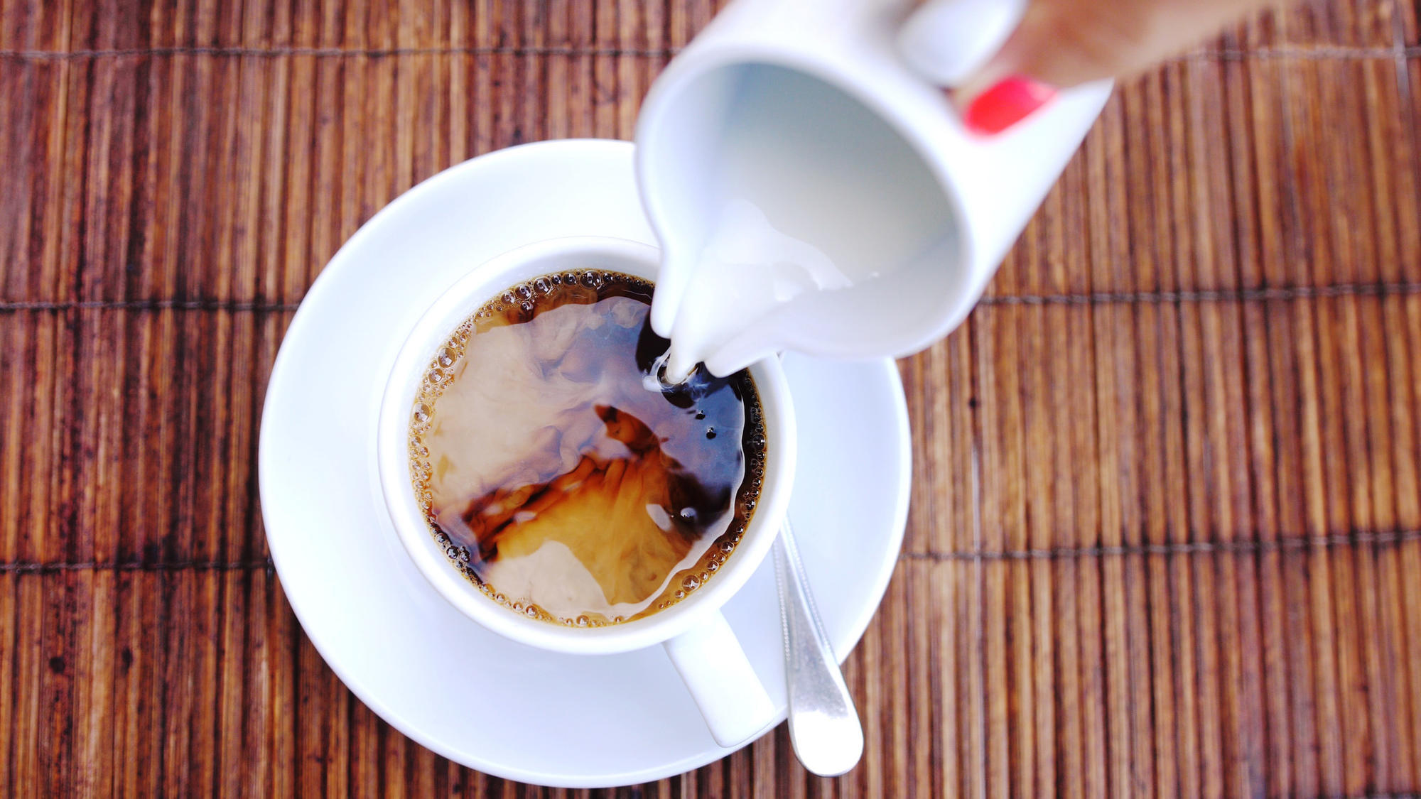 Cream in your coffee? Maybe not. Here's a taste test, from half-and-half to hemp milk