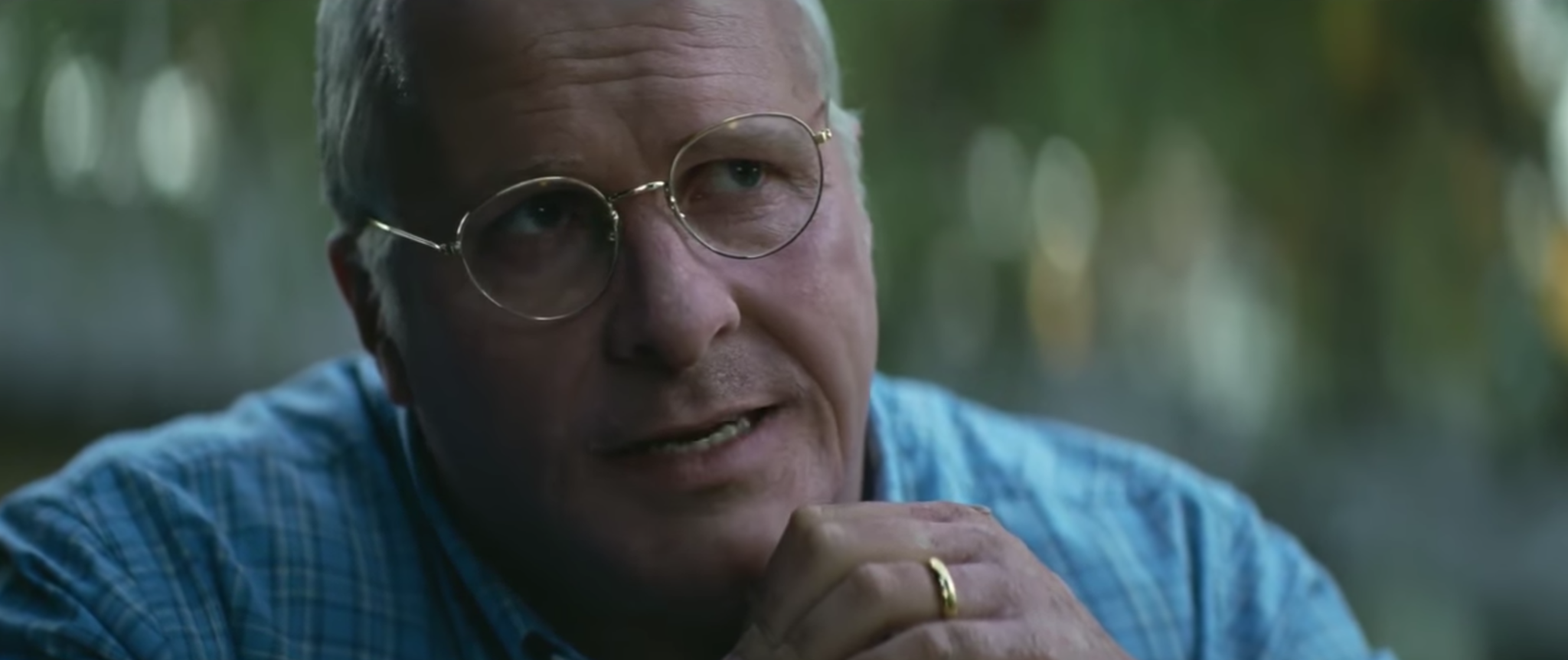 Watch Christian Bale Transform Into Dick Cheney In Vice
