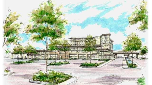 florida hospital winter garden to add 100 bed pavilion orlando sentinel - Florida Hospital Winter Garden