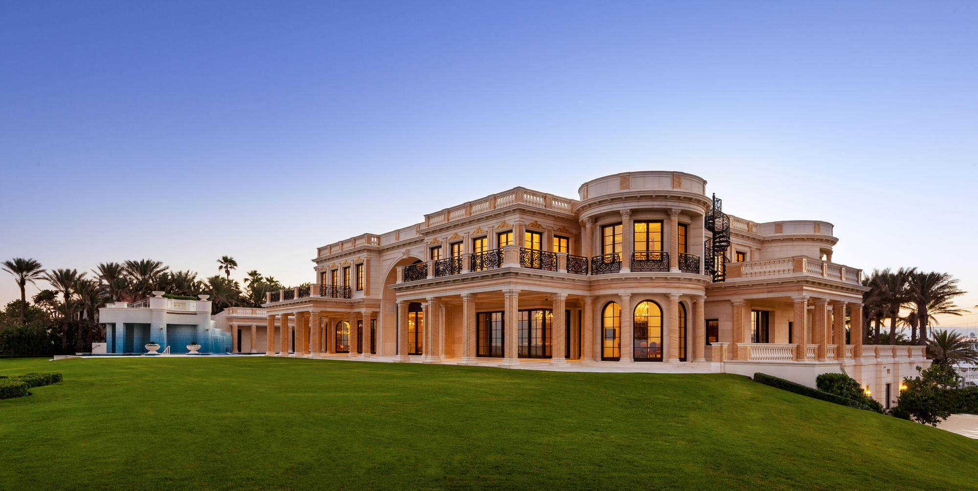One Of The Most Expensive Homes In U.S. Is In Hillsboro Beach   Sun Sentinel