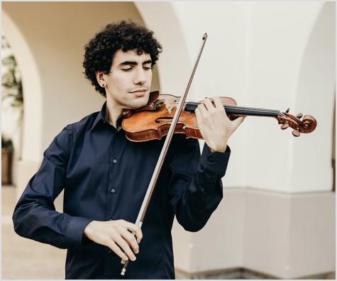 Brazilian violinist