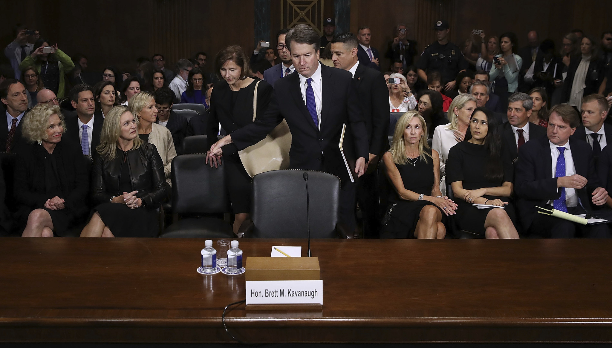 Watch Live Judge Brett Kavanaugh Confirmation Vote Discussed In And Latest News Senate Judiciary Committee Us Orlando Sentinel