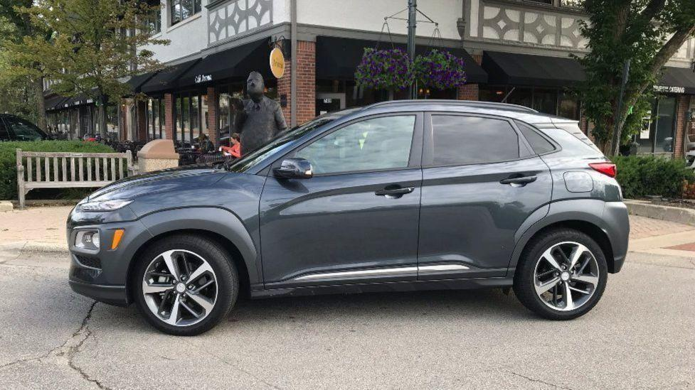 Hyundai Kona review: Not too bold, not too bland - Chicago ...
