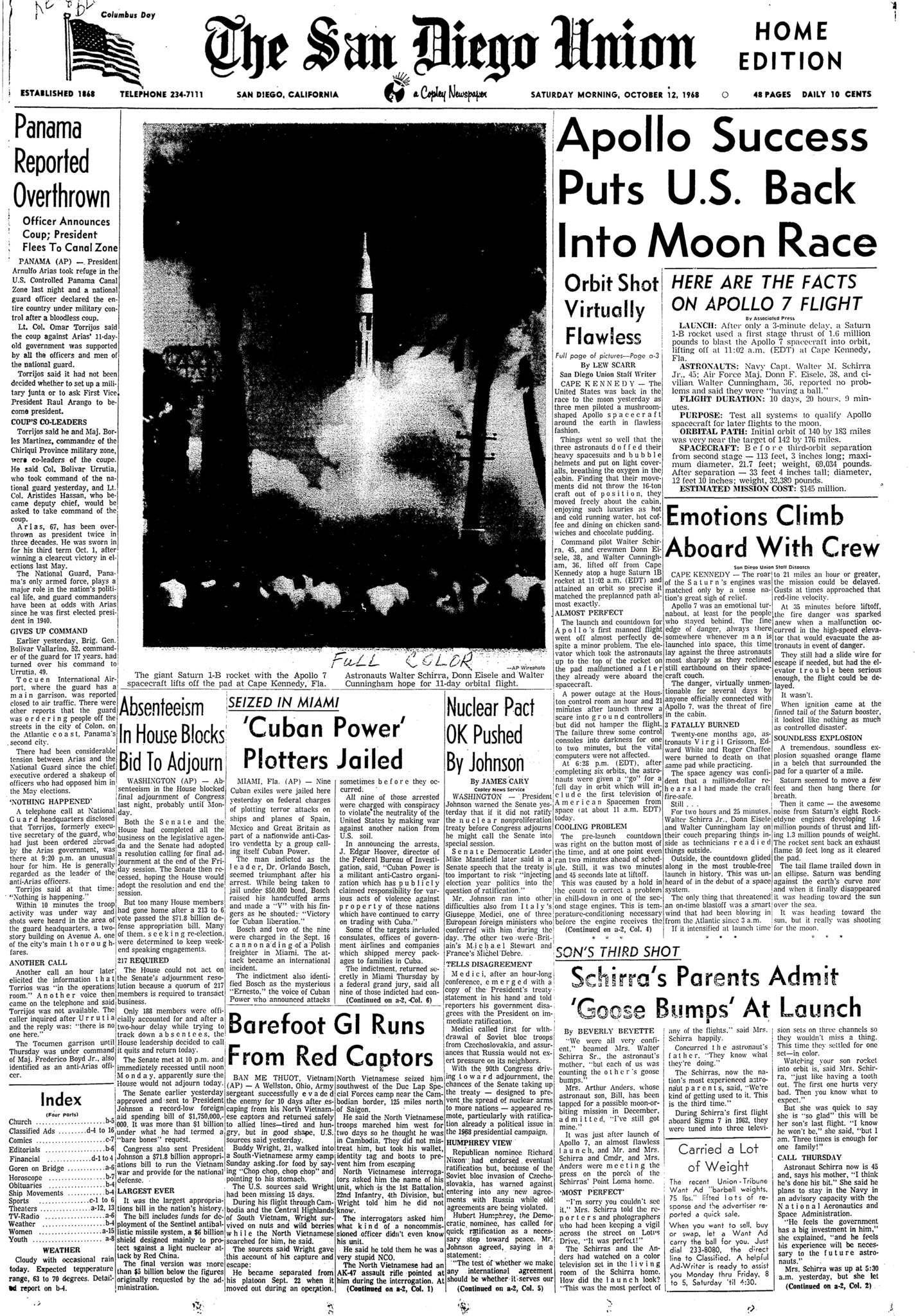 October 12, 1968