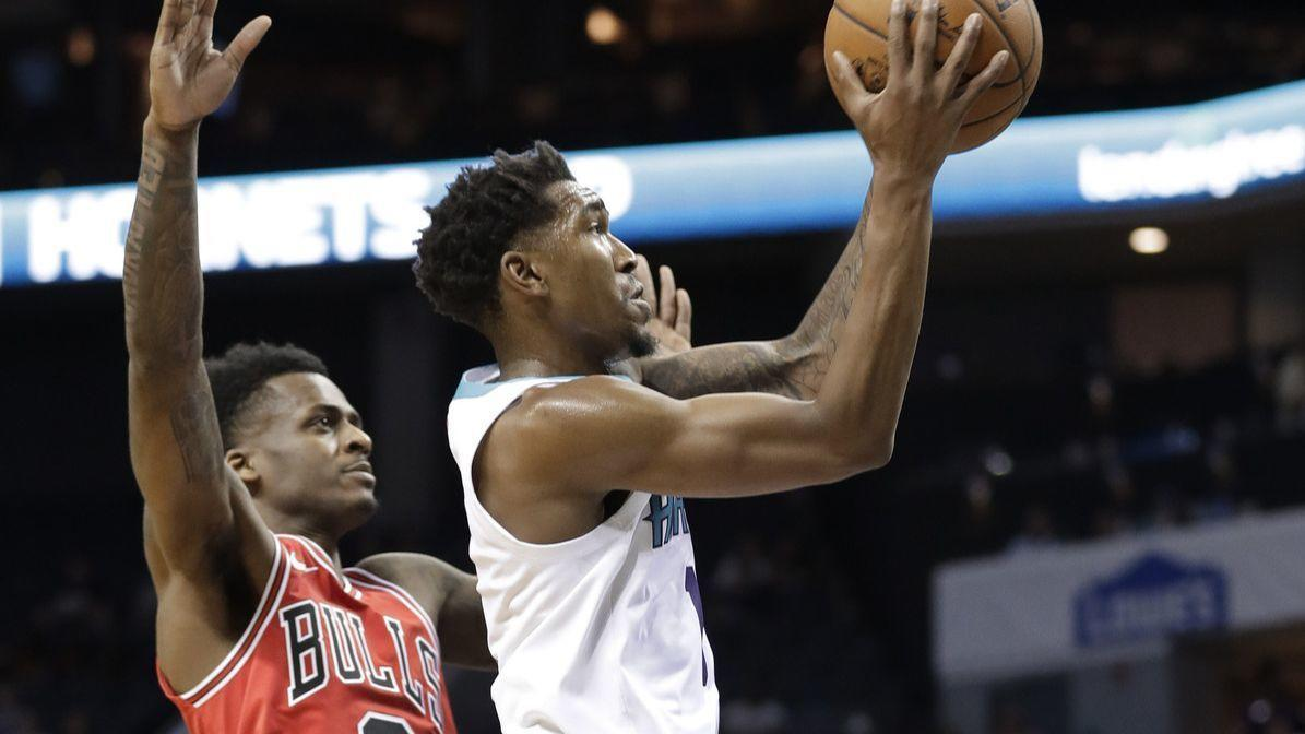 c1350fc81589 Bulls defense continues to struggle in 110-104 preseason loss to Hornets - Chicago  Tribune
