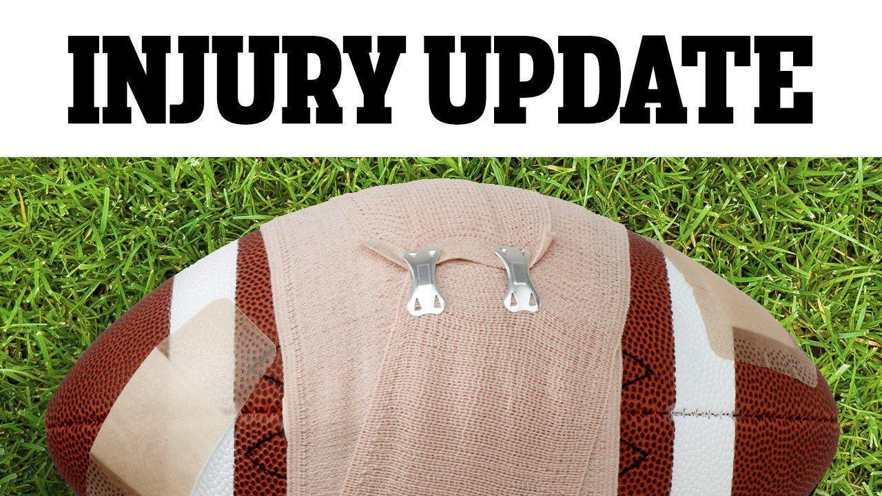 d0daaca0f Eagles injury update  Derek Barnett