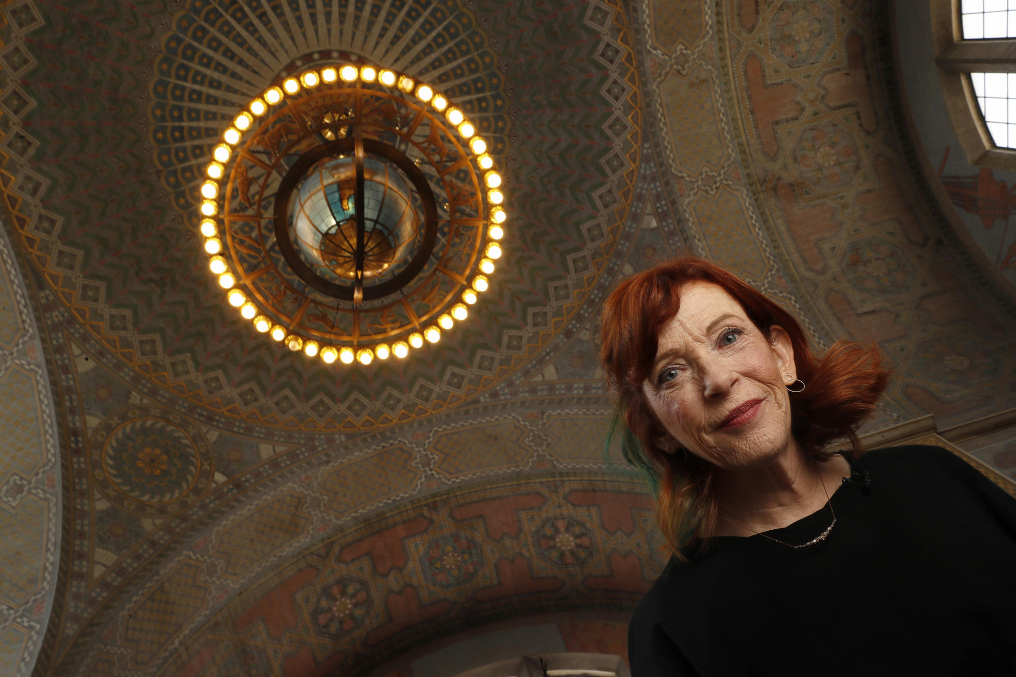 Susan Orlean looks into L.A. Public library fire