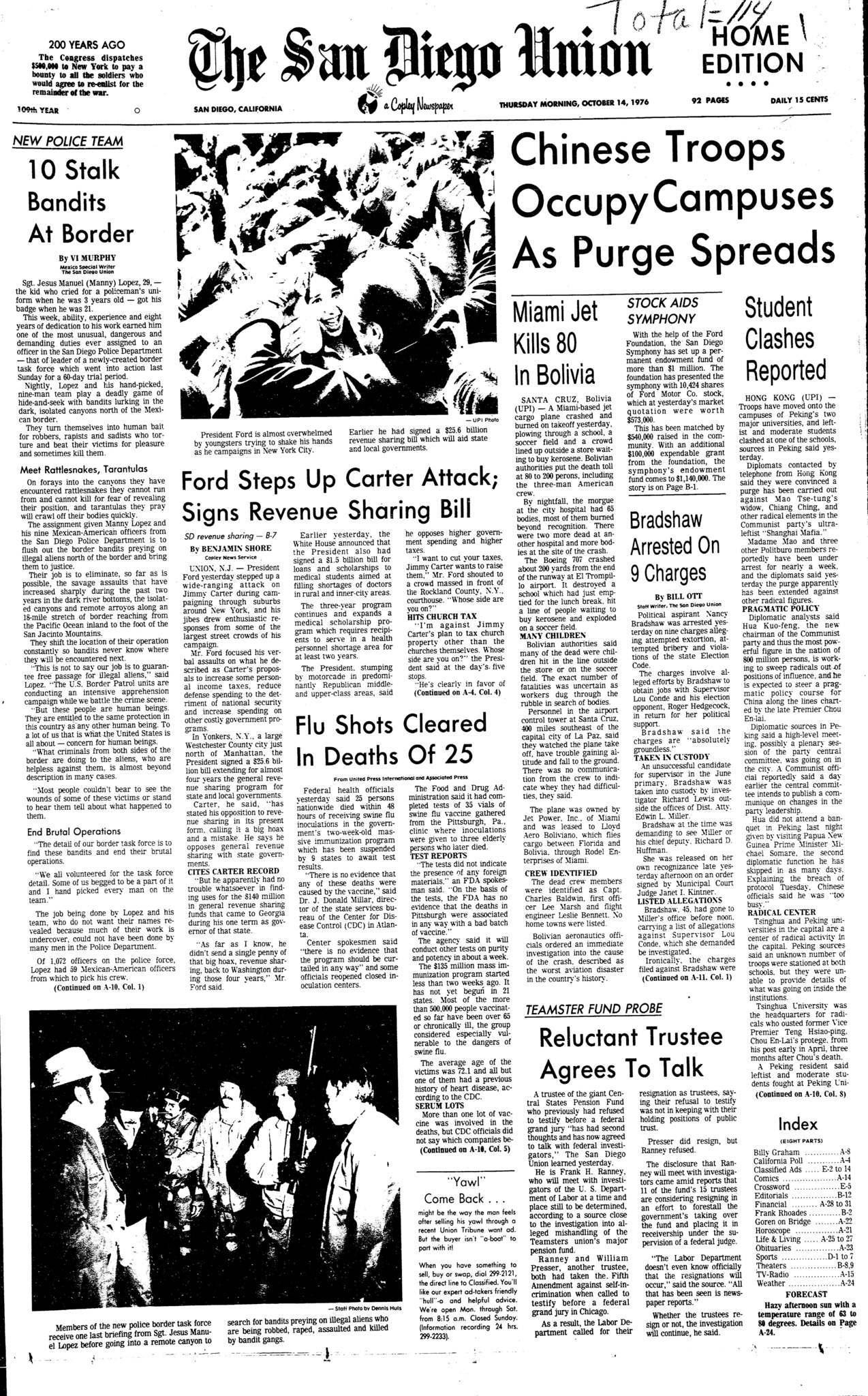 October 14, 1976