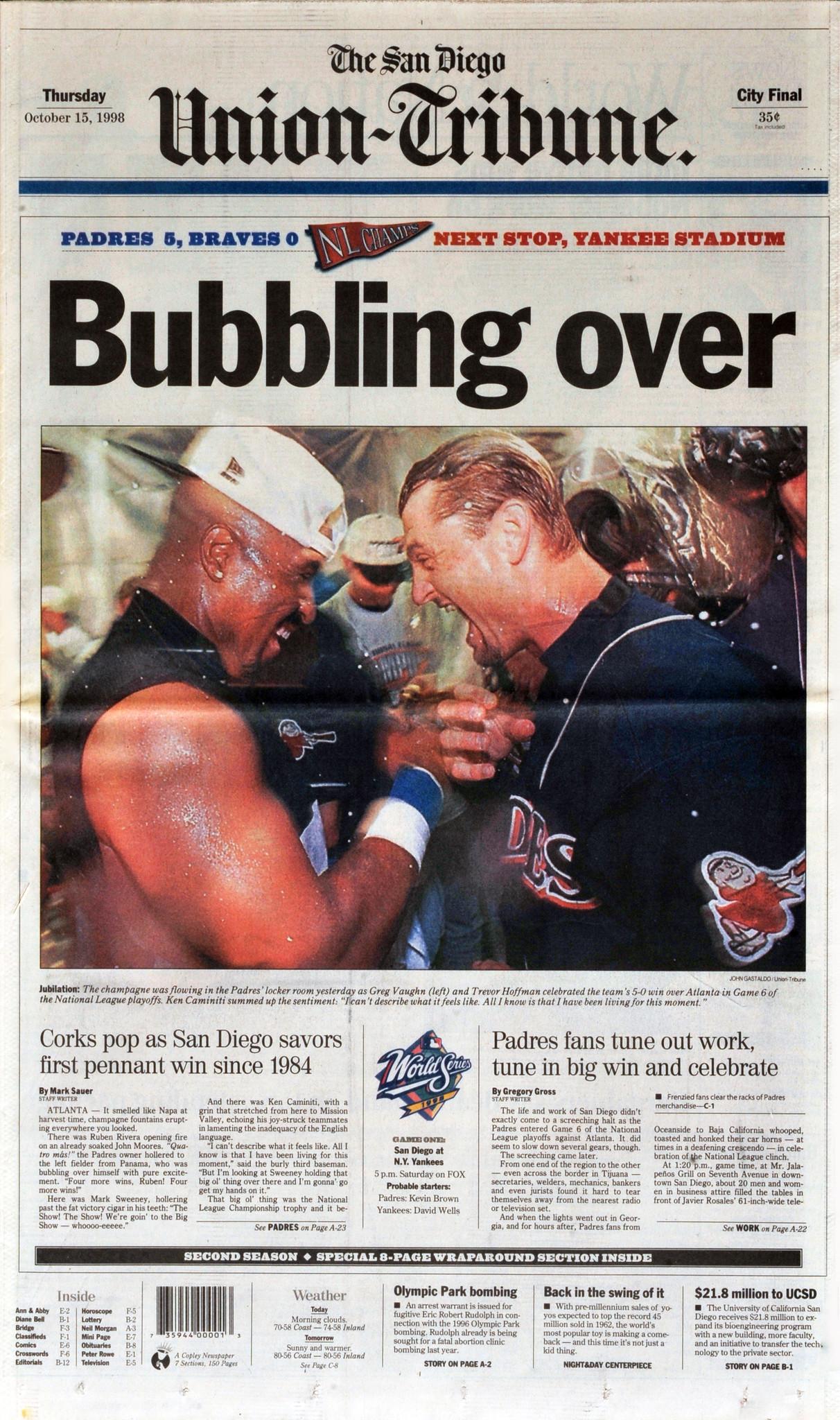 October 15, 1998