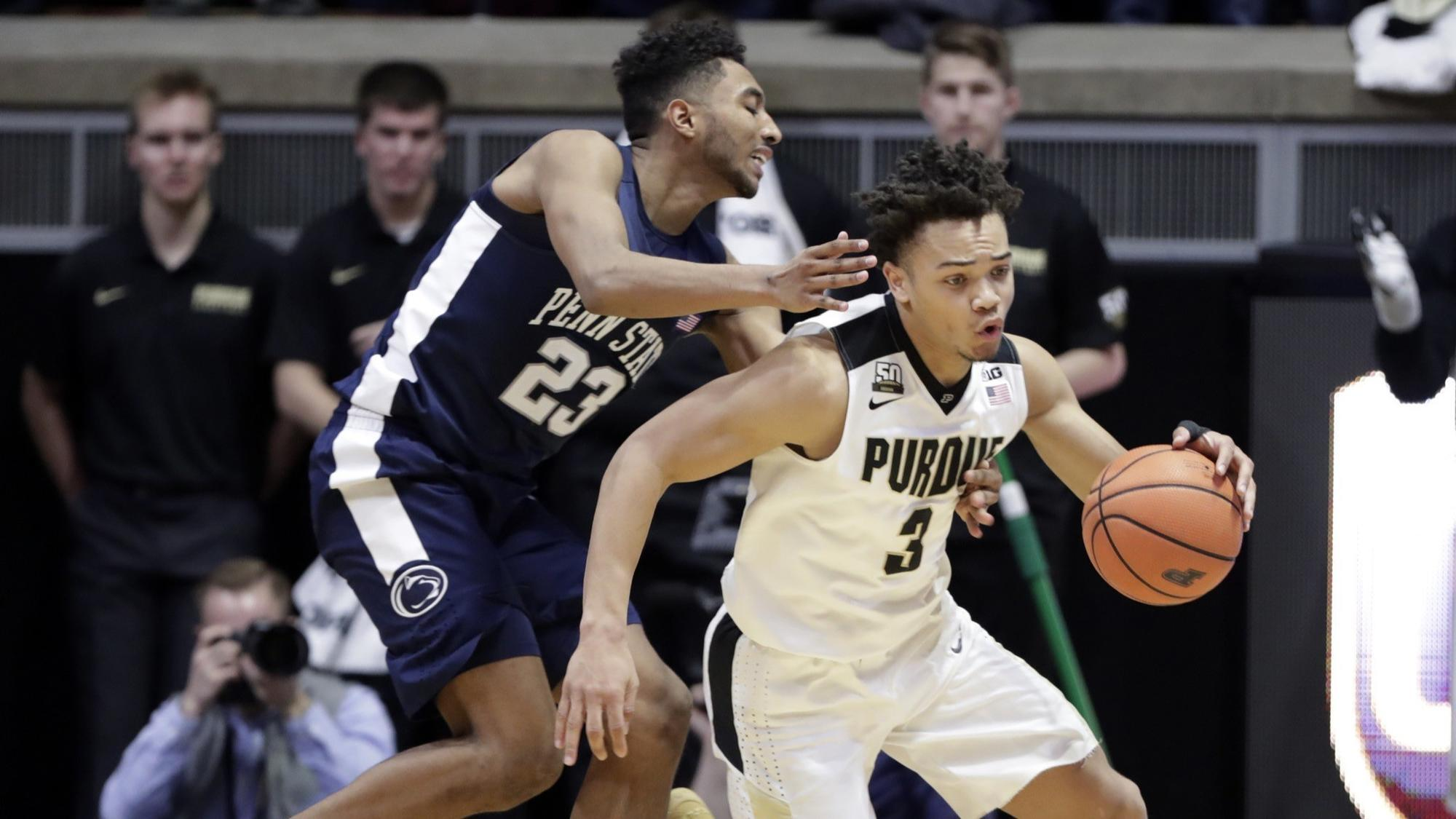 25ad66a2057 By any name  Purdue s Carsen Edwards tabbed as Big Ten s preseason Player  of the Year