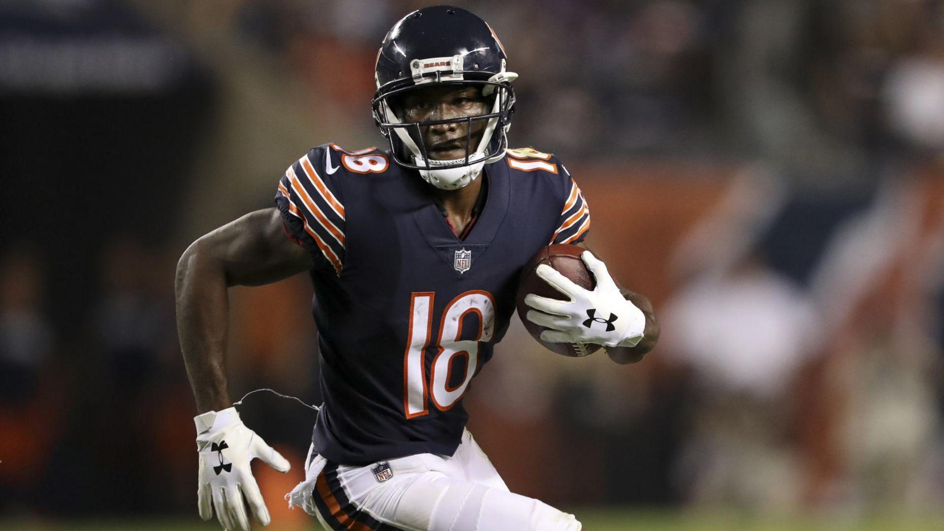 094e494905c Taylor Gabriel's confidence comes from a deep and painful place: His  mother's sudden death when he was 15 - Chicago Tribune