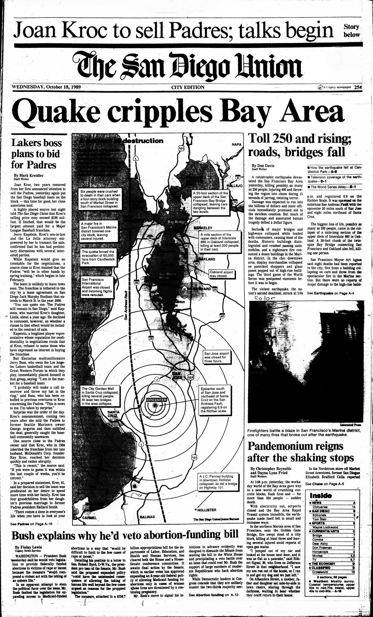 October 18, 1989