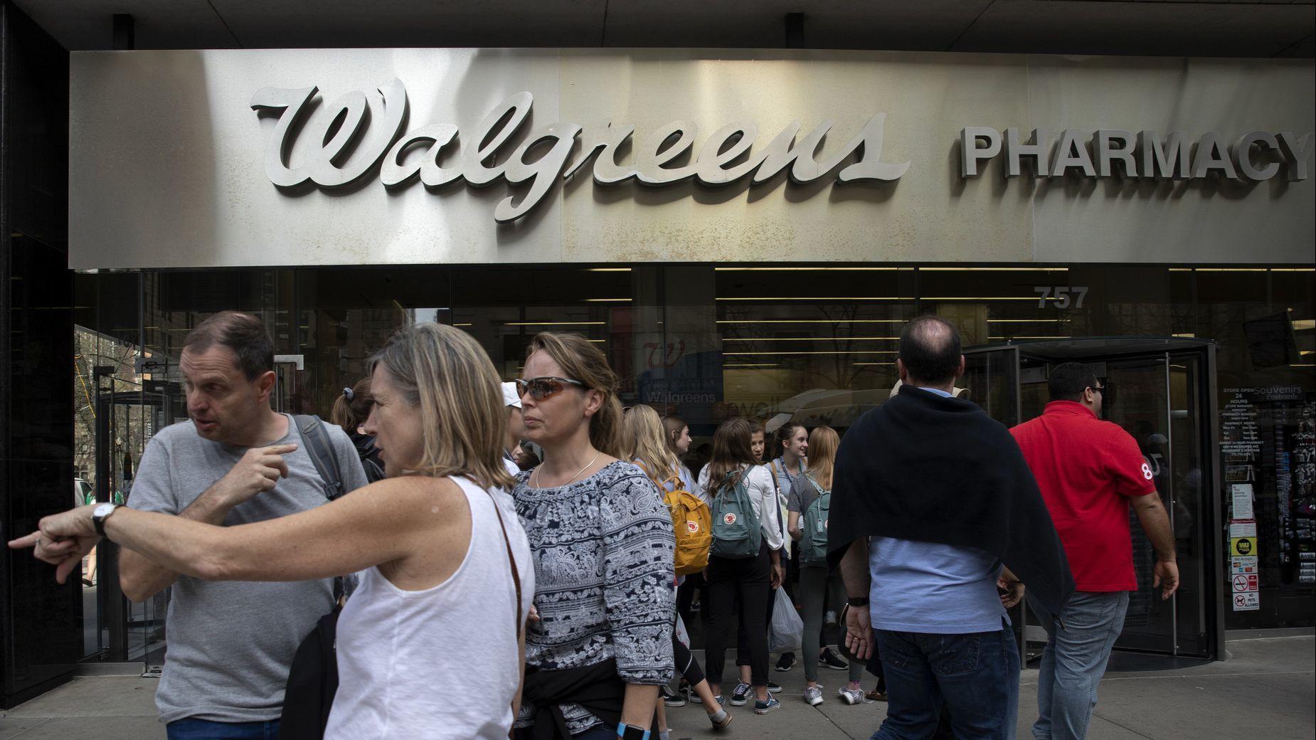 walgreens employee benefits