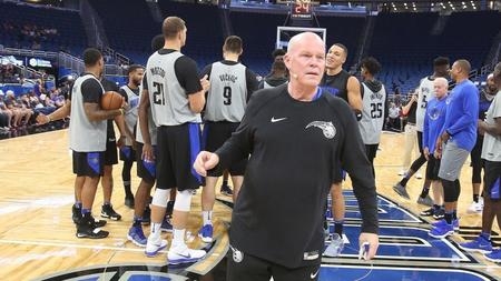 An appeal to new coach Steve Clifford  Please make Magic relevant again.  Orlando ... a56d7308e