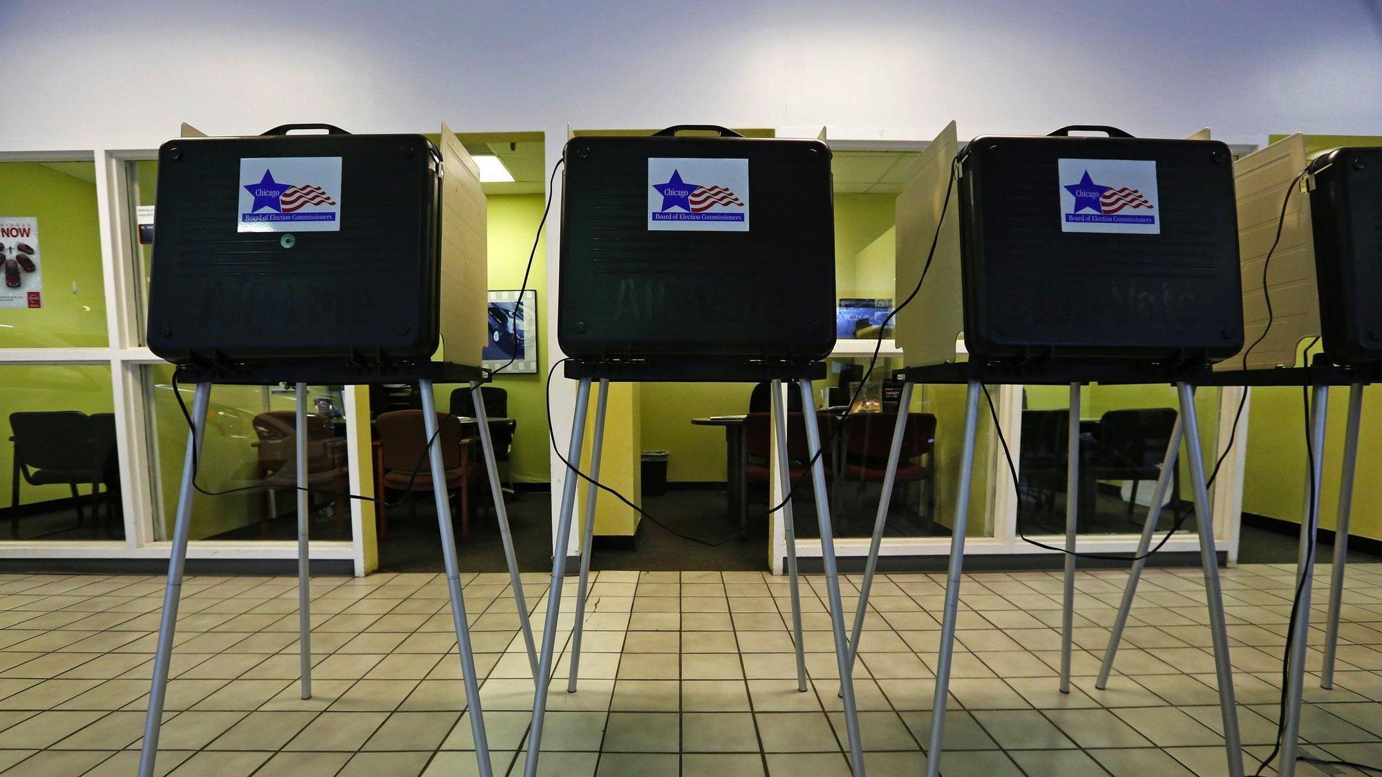 Election officials: Illinois National Guard will help if state election systems ...