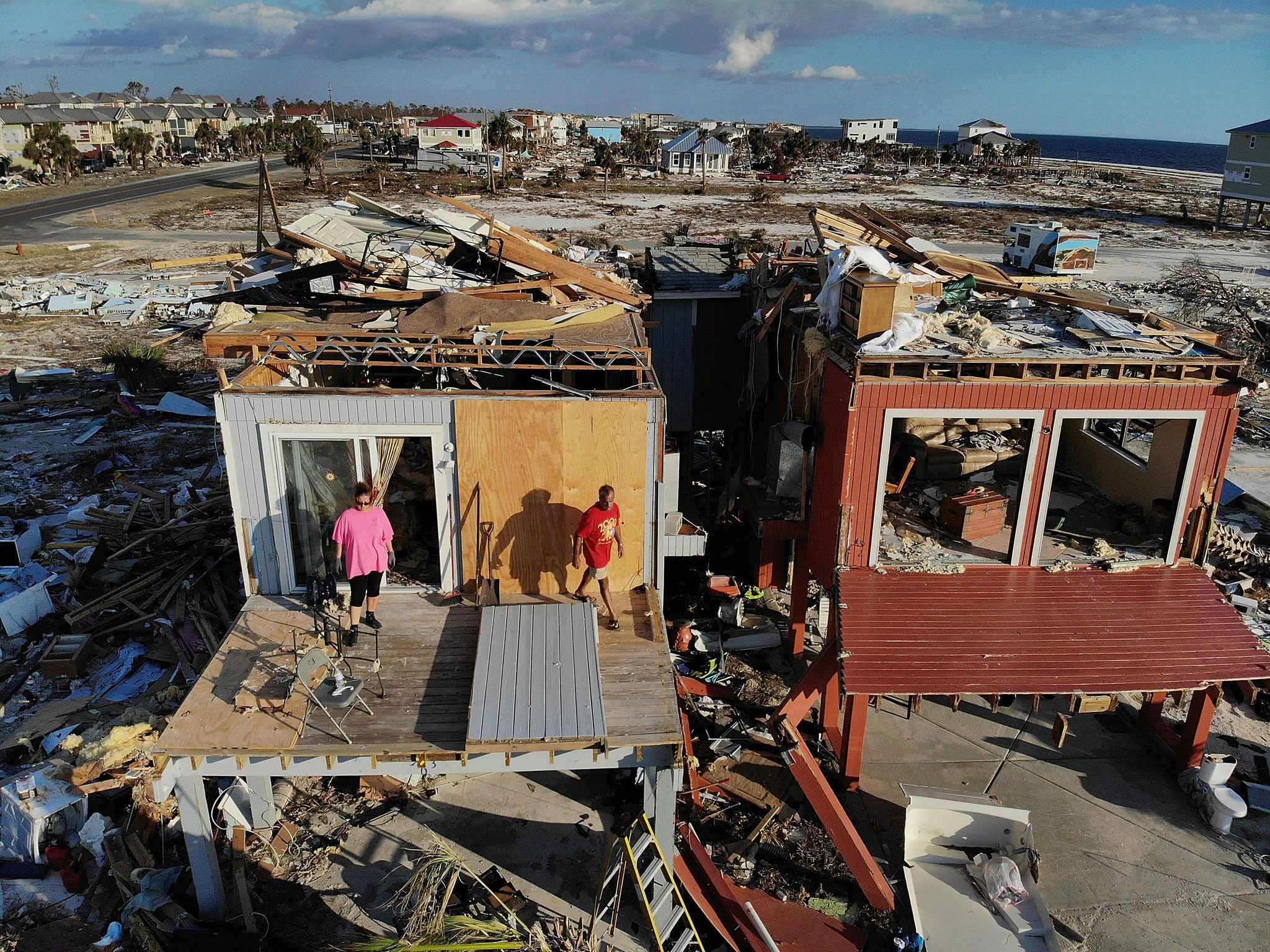 In Mexico Beach After Hurricane Michael Some Come Home To