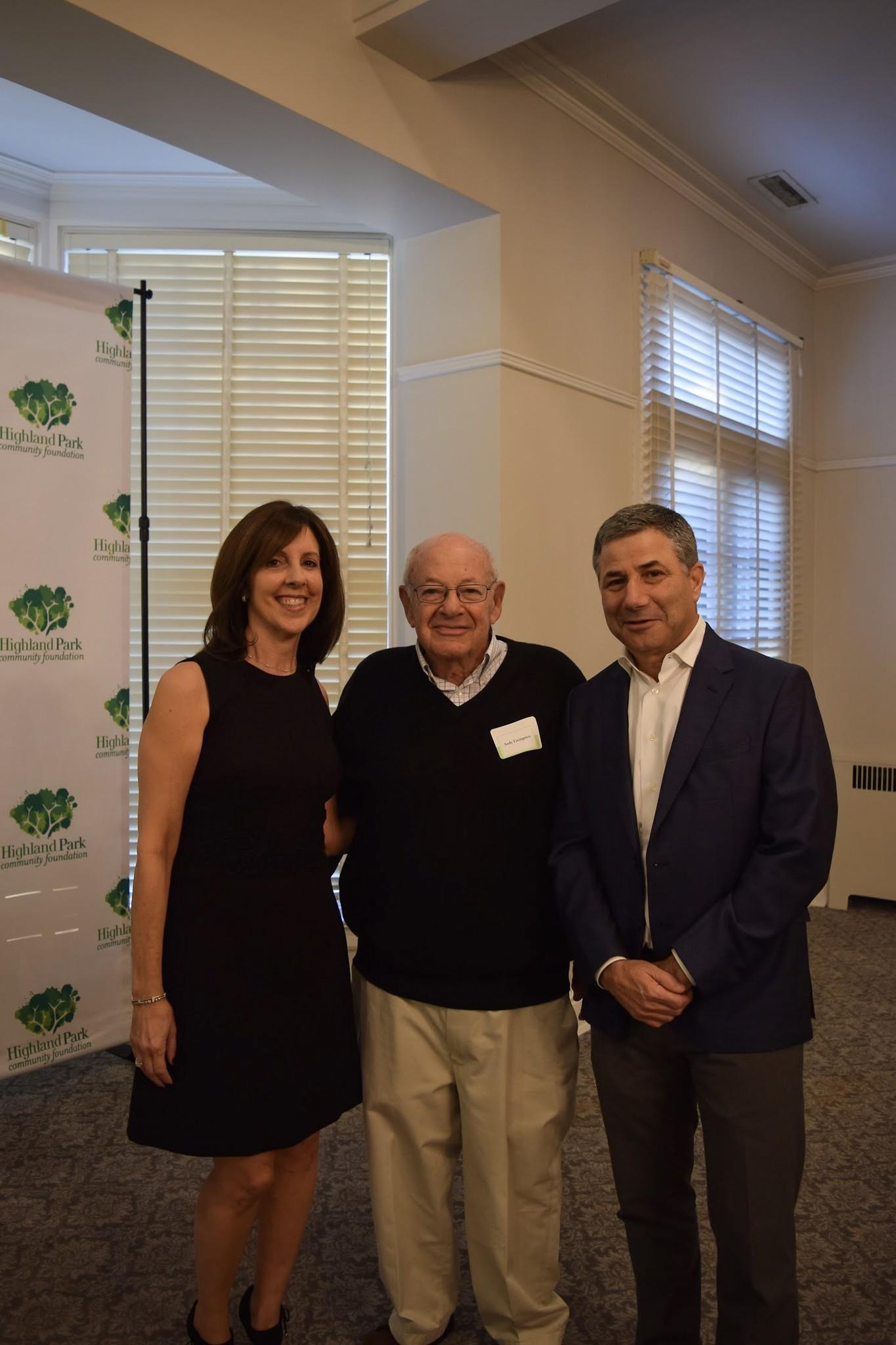 Highland Park Community Foundation 2018 Grant Awards Reception Distributes Recor...