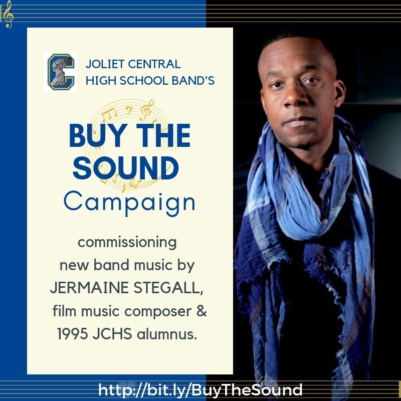 Joliet Central Band launches Buy the Sound Campaign