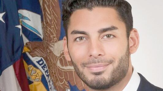 Democrat Ammar Campa-Najjar said his priorities if elected to California's 50th District will be creating good jobs, building up infrastructure and reining in health care costs.