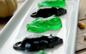 Ghoulish gummies