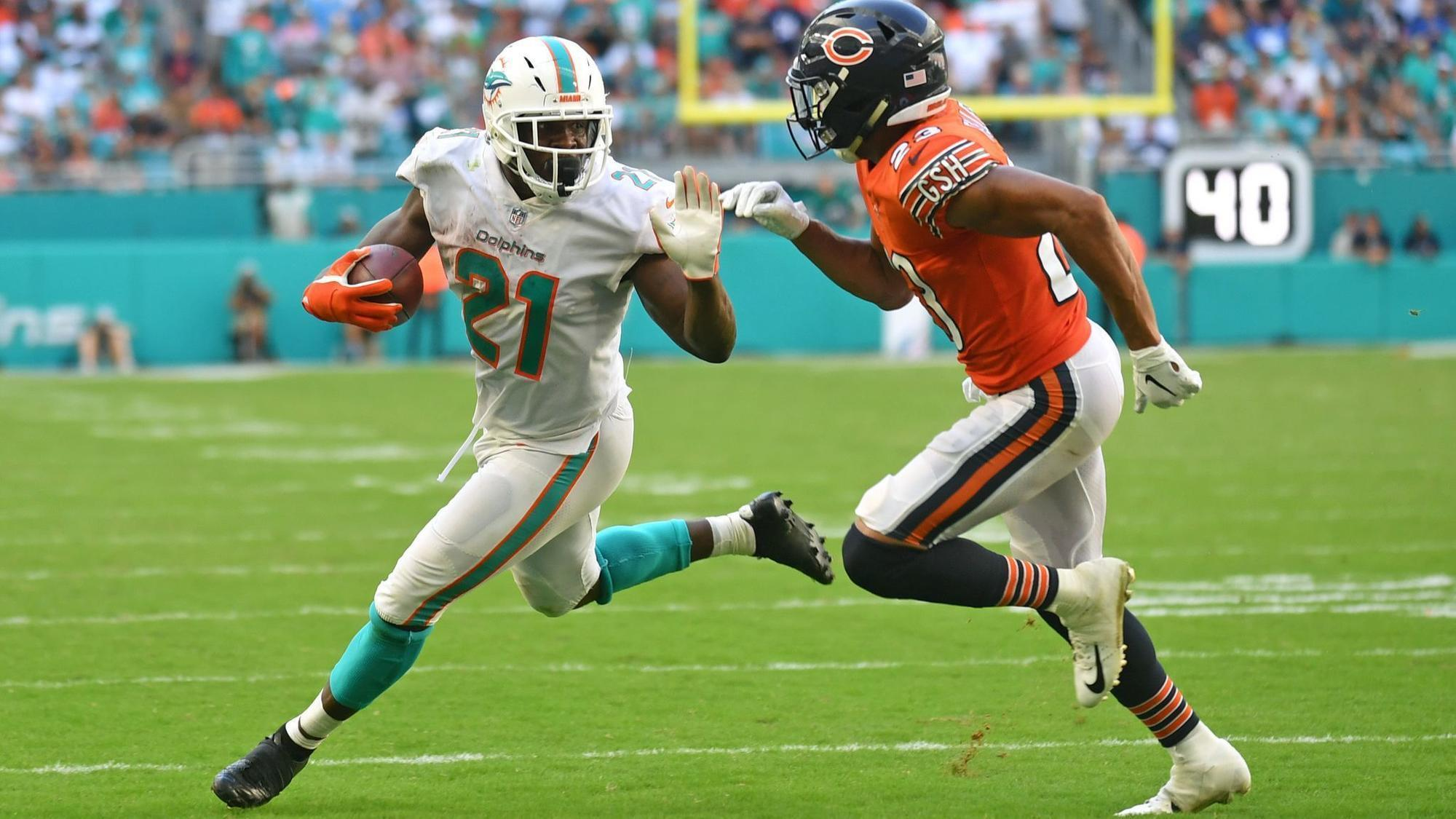 Dolphins' Frank Gore still draws inspiration from early ...