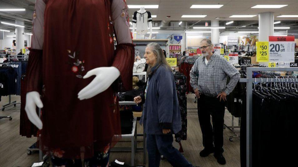 Malls In Ct >> Two Chicago-area Sears stores: One shows run-down present, the other debuts scaled-down future ...