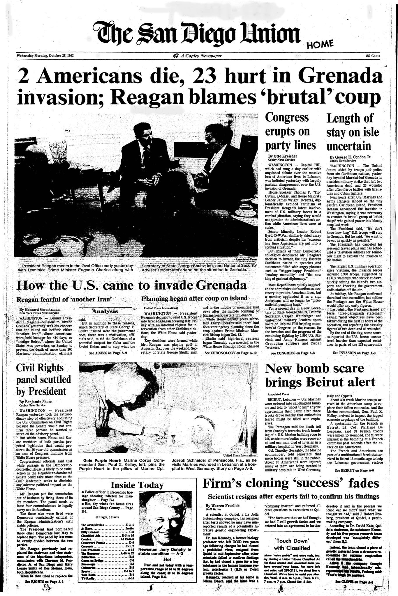 October 26, 1983