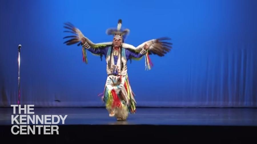 Native Pride Dancers - Millennium Stage (January 9, 2018)