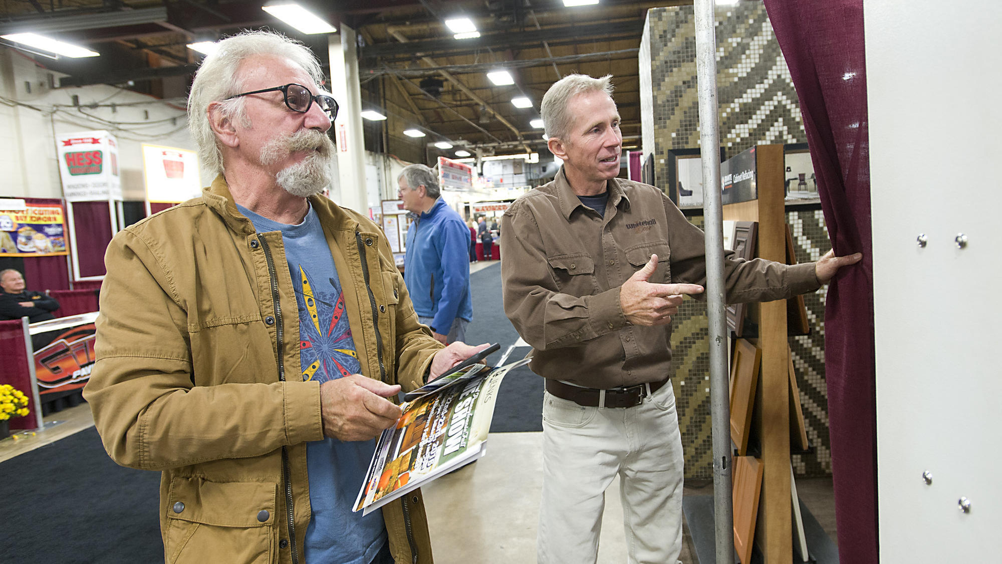 Get Ready To Be Inspired At The Eastern Pa Fall Home Show The Morning Call