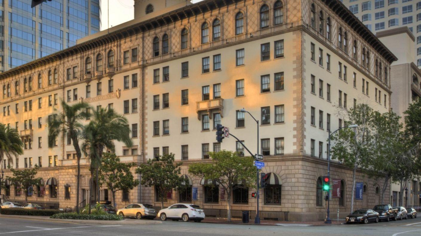 1920s Ymca Building Downtown To Become 80m Luxury