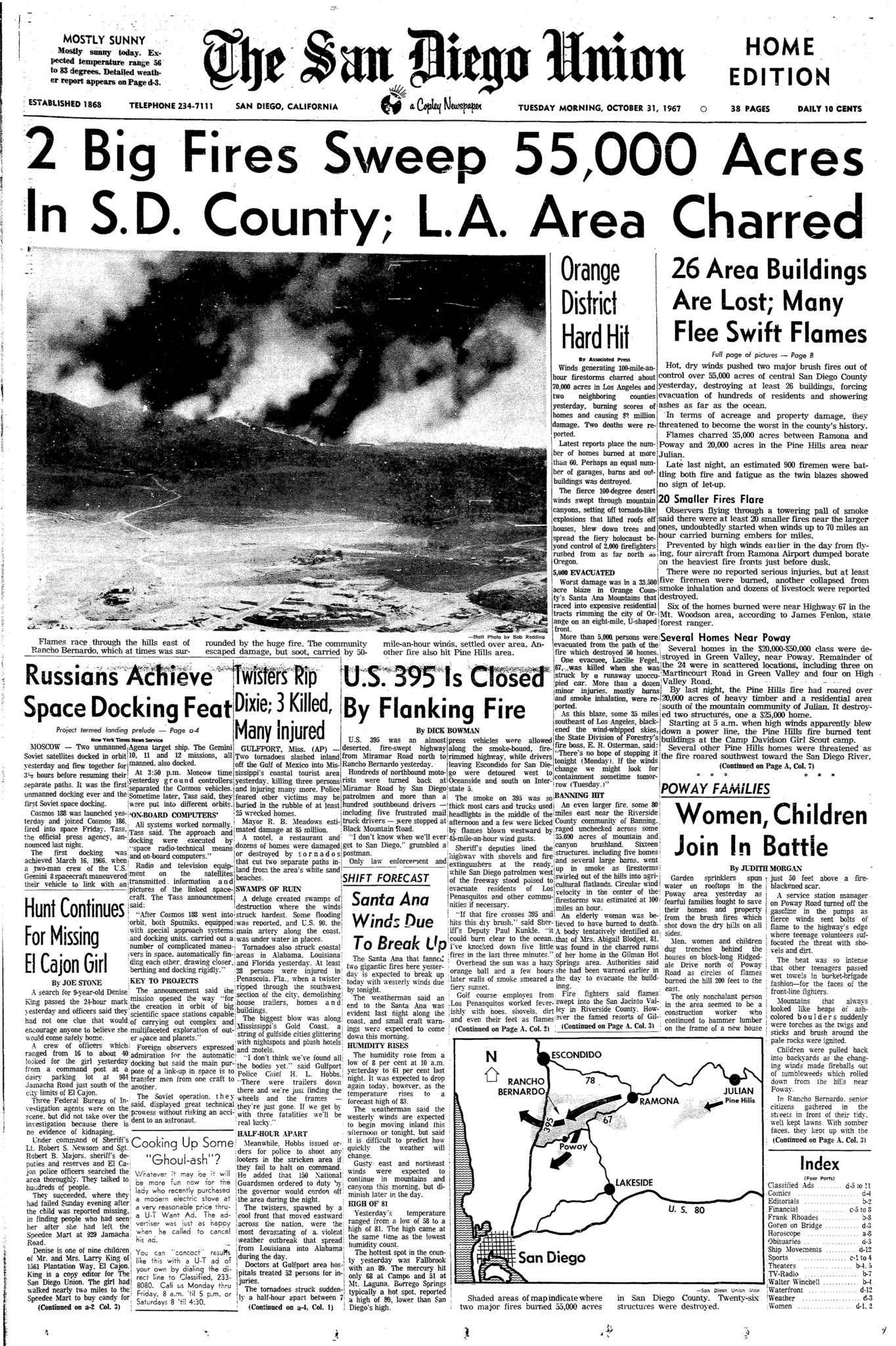 October 31, 1967