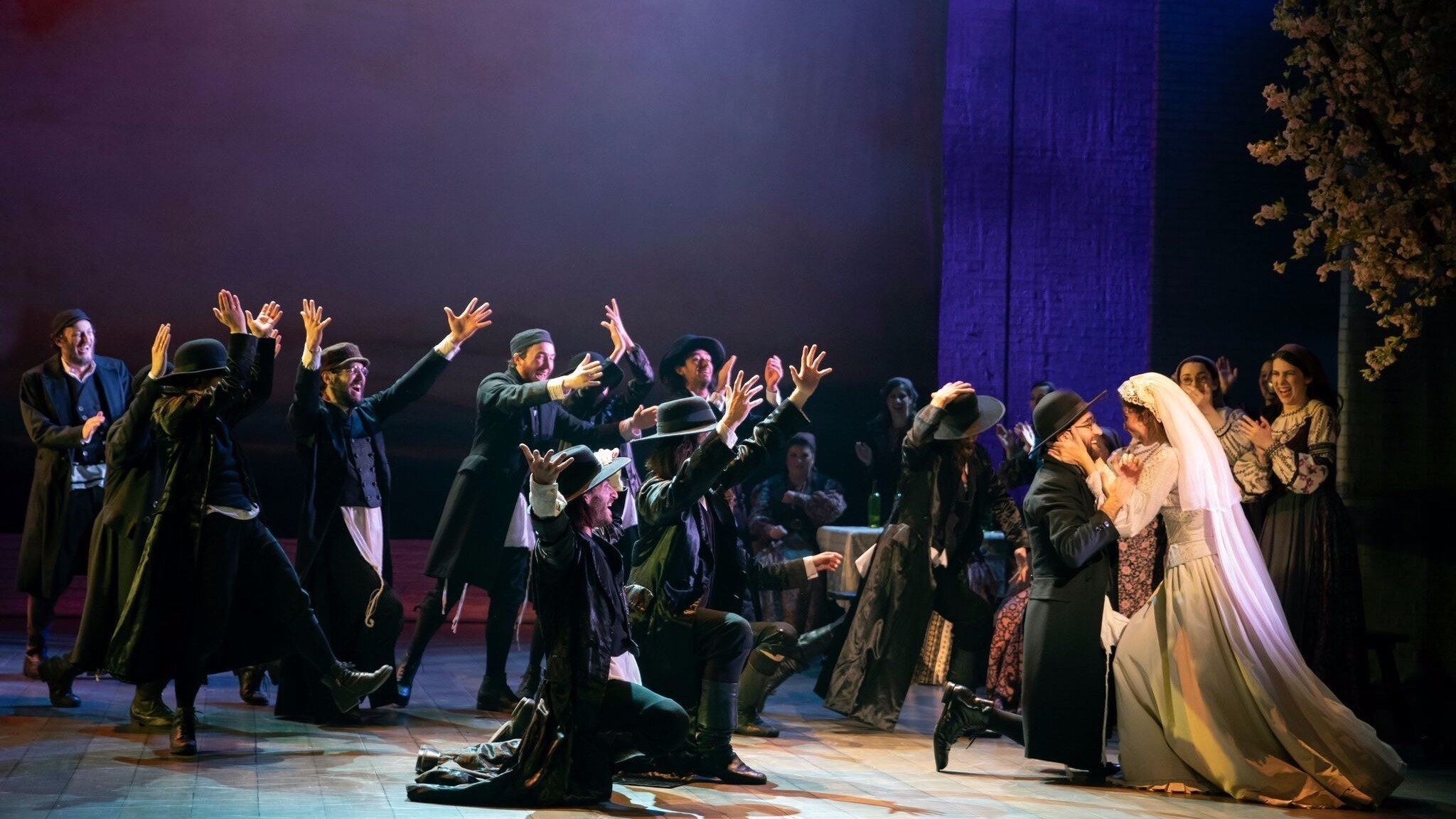 Immigrant Themes Resonate In Fiddler On The Roof At The